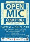 Open Mic Český ráj