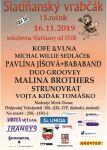 Slatiňanský vrabčák 2019