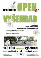 Open air Vyšehrad