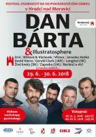 Dan Bárta na Hradeckém slunovratu 2018