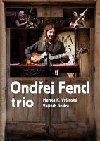 Na křtu zahraje Ondřej Fencl trio