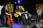 Hostující skupina Pranic, s kytarou frontman Ondřej Halama