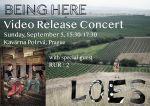5. září v Kavárně Potrvá koncert a představení klipu