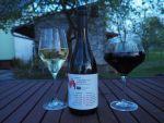 Bílé a červené cuvée z vinařství Krásná hora