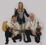 Kantoři (zprava: Jan Filip, Martina Vejrová, Miloš Panchartek)