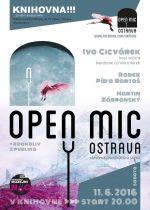 Open Mic Ostrava