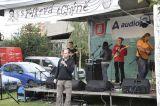 Klokan vítá diváky i první kapelu děkuje sponzorům
