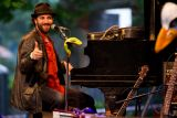 Americký zpěvák, akordeonista a skladatel Daniel Kahn (USA)