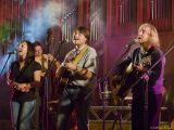Více než dvouhodinový koncert vyvrcholil čtyřmi přídavky.