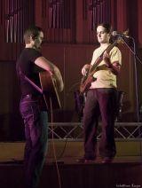 Na nedalekém stadionu sice probíhal koncert Michala Davida, ale  ''klukům'' to bylo úplně jedno.