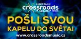 Czech Music Crossroads 2017- Pošli svou kapelu do světa!