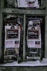 Na oslavu Olinových 50 zvou plakáty na všech rozích ve městě...