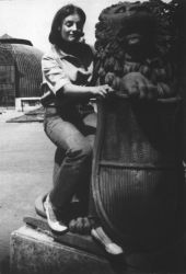 Zorka Růžová v roce 1966