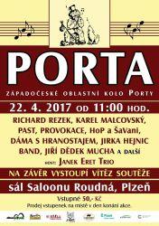 Porta v Plzni na Roudné