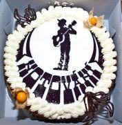 Loňský dort pro vítěze