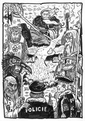 Ilustrace Tom Zvědělík