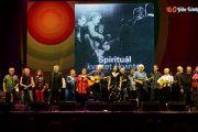 Spirituál kvintet i s hosty v aréně: 80 let Jiřího Tichoty