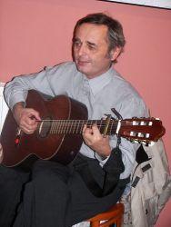 Milan Dvořák na ilustr. snímku