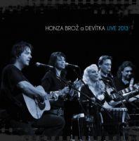 Honza Brož a Devítka - Live 2013
