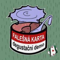 Falešná karta - Degustační demo