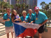 Marod - mistři světa 2016