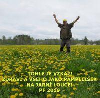Vzkaz Slávka Janouška do roku 2019
