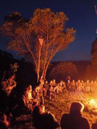 Oheň Trapsavce 2013