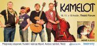 Žalman pokří Kamelotu nové album v Třebíči...