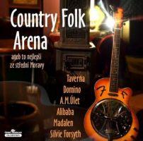 Různí - Country Folk Arena