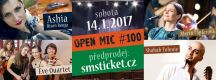 Open Mic desetiletý - pozvánka a soutěž o dvě vstupenky