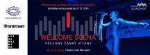 Hradecký slunovrat 2020 - konkurz kapel / Welcome scéna