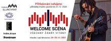 Začal konkurz kapel na Welcome scénu festivalu Hradecký slunovrat 2021!