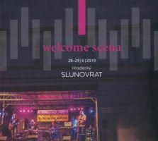 Různí - Hradecký Slunovrat - Welcome scéna 2019