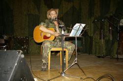 Květoš Huťa jako sólový písničkář