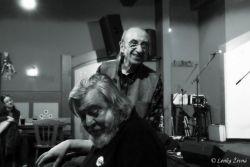 Mirek Kovářík a Tony Linhart