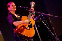 Zuzana Homolová, jedna z nejvýznamnějších slovenských písničkářek