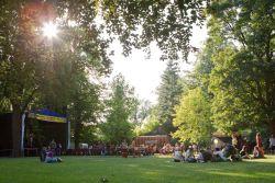 zámecký park v Náměšti nad Oslavou