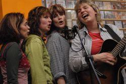 Přelet M.S. ještě ve čtyřech na FOLKtime párty 2009