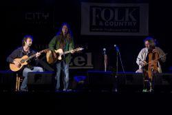 Závěr festivalu patřil skupině Ivan Hlas trio