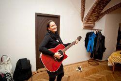 Martina Trchová pojala přípravu konvenčněji, ale také předvedla skvělý koncert. Chcete důkaz? Viz video níže pod fotografiemi