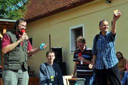 Návštěvník Franta Vlček vyhrál CD