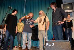 A nakonec s Jaromírem Kratochvílem CD pokřtili