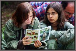 Trapsavecká literatura má mnoho podob i tu bulvární:)