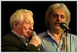 Pavel Bobek a Robert Křesťan