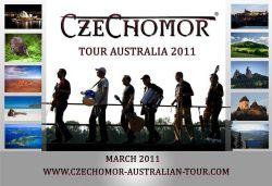 Čechomor v Austrálii