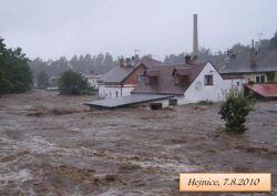 Povodně v Hejnicích