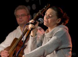 Inka Tognerová a Petr Sedláček z Tamaralu