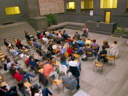 Koncert J. M. Raka na Právnické fakultě v Praze
