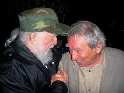 Kamarádské setkání sMikim Ryvolou na Jizerské notě 2010 po hodně dlouhé době…