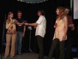 Křest CD Pětník 2011